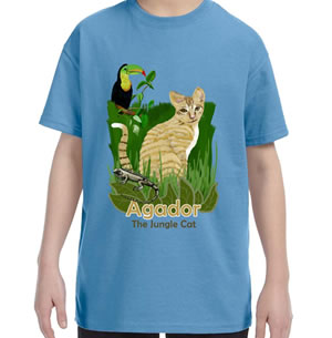 Merchandise & Gifts| Agador and Mila's Jungle Adventure | Children's Picture Book  | Amazon & Amazon Kindle