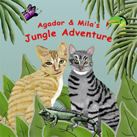 Book Reviews | Agador and Mila's Jungle Adventure | Children's Picture Book  | Amazon & Amazon Kindle